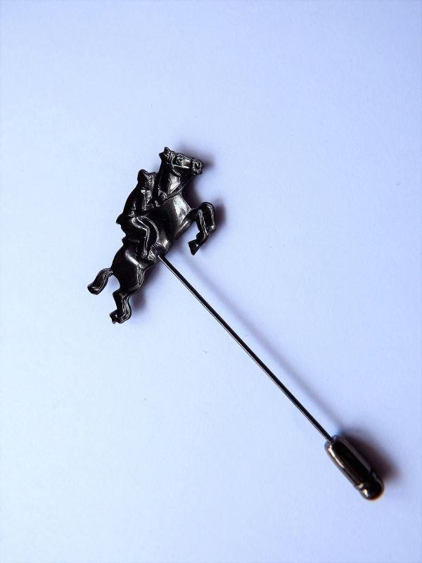画像4: 乗馬モチーフのハットピン