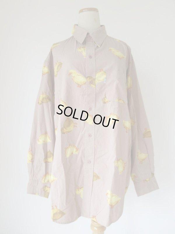 画像1: ヒヨコシャツ