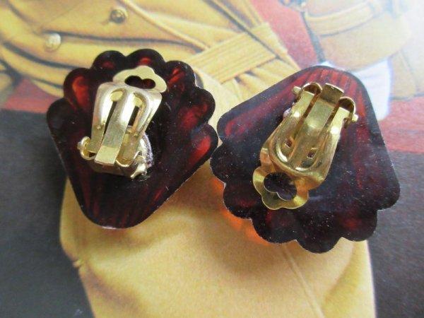画像5: Dead stock*シェルのようなデザインのイヤリング