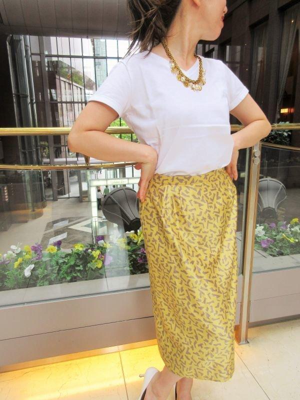 画像2: 美シルエットスカート