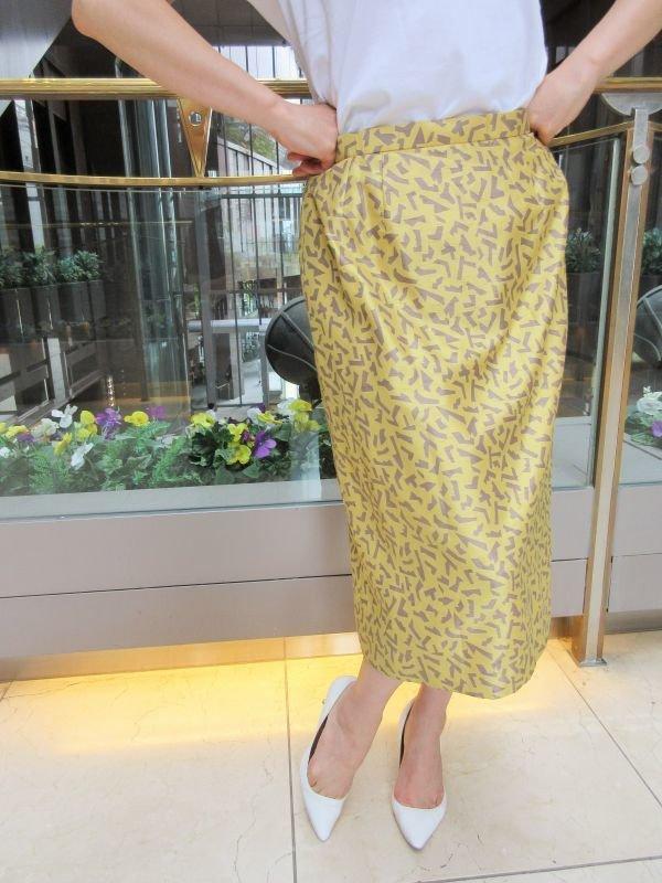 画像1: 美シルエットスカート