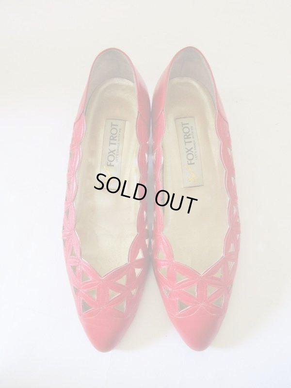 画像1: 【赤の生命力*】春の素敵靴コレクションC