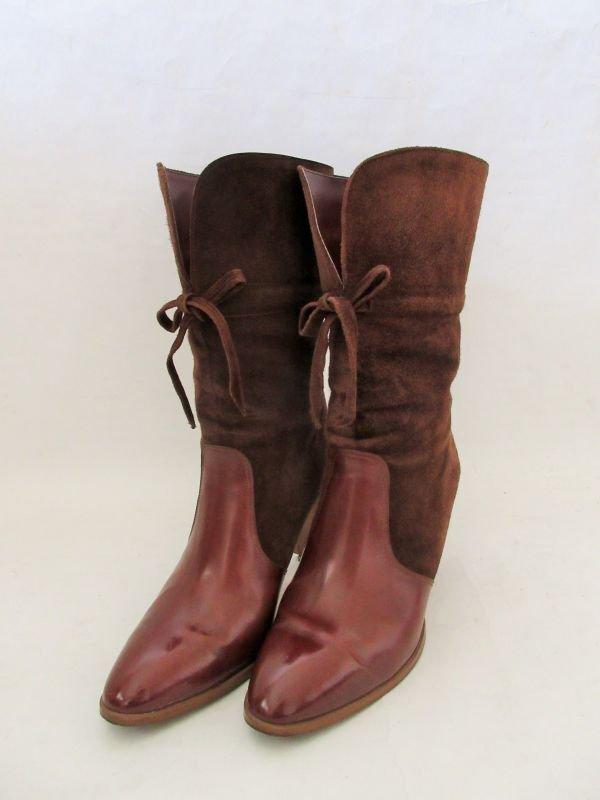 画像1: 【文句なしのコンディション*】春の素敵靴コレクションO